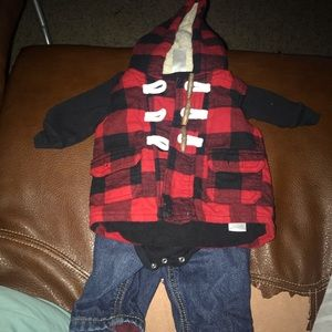 Carters 3 Piece Outfit